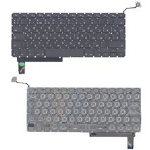 Клавиатура Apple MacBook Pro (A1286) Black, (No Frame), с (SD), (Original), RU (вертикальный энтер)