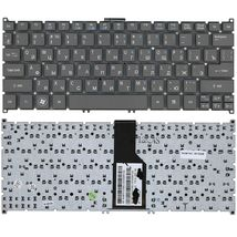 Клавиатура Acer Aspire (S3) Gray, (No Frame) RU