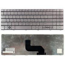 Клавиатура Acer Gateway (NV40) Silver, (No Frame), RU