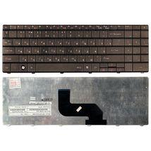 Клавиатура Acer Packard Bell (TJ61) Black RU