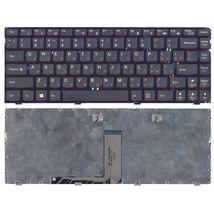 Клавиатура Lenovo IdeaPad (Y410P) Black, (Black Frame), RU