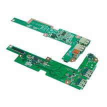 Разъем питания Acer Aspire 3410 с VGA платой и кабелем