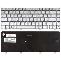 Клавиатура HP Pavilion (DV4-1000) Silver, RU