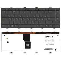 Клавиатура Dell Studio (1450, 1457, 1458) XPS (L501X) с подсветкой (Light), Black, RU
