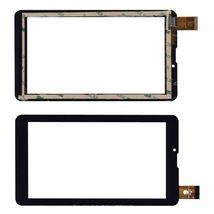 Тачскрин (Сенсорное стекло) для планшета FPC-CY070171(K71)-00 черный уценка