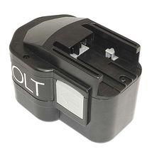 Аккумулятор для шуруповерта AEG B12 2.1Ah 12V черный