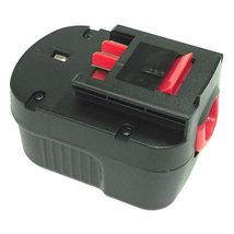 Аккумулятор для шуруповерта Black&Decker A12 2.0Ah 12V черный Ni-Cd