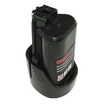 Аккумулятор для шуруповерта Bosch BAT411A CLPK30-120 2.0Ah 10.8V черный Li-Ion