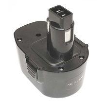 Аккумулятор для шуруповерта DeWalt DC9091 2.0Ah 14.4V черный