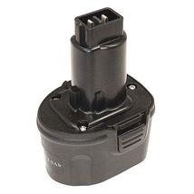 Аккумулятор для шуруповерта DeWalt DE9057 3.0Ah 7.2V черный