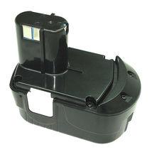 Аккумулятор для шуруповерта Hitachi EB 1826HL CJ18DL 2.0Ah 18V черный Ni-Cd