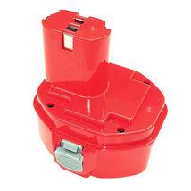 Аккумулятор для шуруповерта Makita 1433, 1434, 1435, 1435F, 192699-A, 193158-3 1.3Ah 14.4V красный