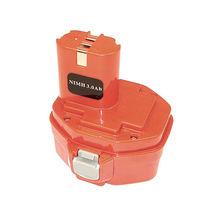 Аккумулятор для шуруповерта Makita 1433 3.0Ah 14.4V красный