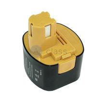 Аккумулятор для шуруповерта Panasonic EY9065 3.0Ah 9.6V черный