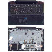 Клавиатура Lenovo IdeaPad (Y700) Black RU топ-панель