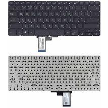 Клавиатура Asus (PU401) Black, (No Frame) RU