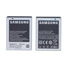 Оригинальная аккумуляторная батарея для смартфона Samsung EB454357VU Galaxy GT-B5510 Y Pro/S5300, Pocket/S5302 3.7V Black 1200mAh 4.44Wh