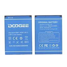 Батарея (аккумулятор) для Doogee X3  оригинальная (оригинал)