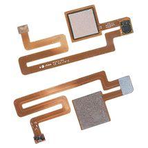 Шлейф со сканером отпечатка пальца для Xiaomi Mi Max золотой
