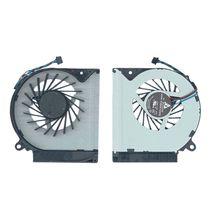 Вентилятор HP Envy 15-3000, 15-3100, 15-3200, 15t-3000 левый (большой) 5V 0.4A 4-pin Brushless