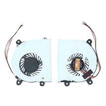 Вентилятор для ноутбука MSI 16D3, 1691, X600, 1691, S6000 5V 0.5A 3-pin Xuirdz
