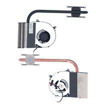 Система охлаждения Asus 5V 0,4А 4-pin Brushless X75, X75A, X75SV, X75VB, F75VC, F75VD VER-1