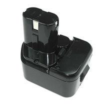 Аккумулятор для шуруповерта Hitachi EB 1212S, EB 1214L 1.5Ah 12V черный