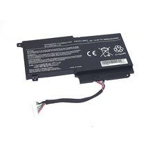 Аккумуляторная батарея для ноутбука Toshiba PA5107U-1BRS Satellite L55 14.4V Black 3000mAh OEM