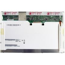 "12,1"", Normal (стандарт), 40 pin (сверху справа), 1280x800, Светодиодная (LED), без креплений, матовая, AU Optronics (AUO), B121EW09 V.3 HW:1A FW:1"