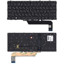 Клавиатура HP EliteBook Revolve x360 (1030 G2) Black с подсветкой (Light), (No Frame) RU