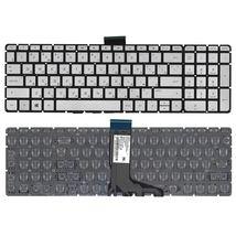 Клавиатура HP Envy X360 (15-W) Silver с подсветкой (Light), (No Frame) RU