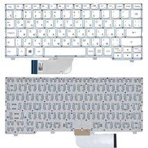 Клавиатура Lenovo IdeaPad (100S-11IBY) White (No Frame), RU