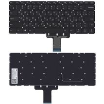 Клавиатура Lenovo IdeaPad (510S) Black (No Frame), RU