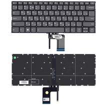 Клавиатура Lenovo IdeaPad (720S-14IKB) Black с подсветкой (No Frame), RU