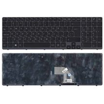 Клавиатура Sony Vaio (SVE15) Black, (Silver Frame) RU
