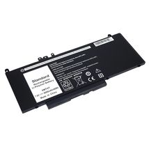 АКБ Dell 6MT4T Latitude 14-E5470 7.6V Black 6000mAh OEM