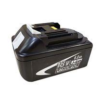 Аккумулятор для шуруповерта Makita BL1830 6.0Ah 18V черный