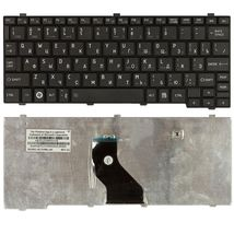 Клавиатура Toshiba Portege (T110) Black, RU