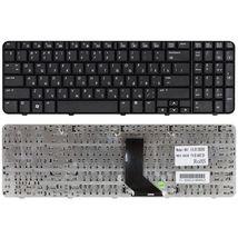 Клавиатура HP Compaq Presario CQ60 Black, RU