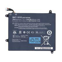 Оригинальная аккумуляторная батарея для планшета Acer BAT-1010 Iconia Tablet A500, A200 7.4V Black 3260mAhr 24Wh