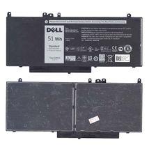 Аккумуляторная батарея для ноутбука Dell G5M10 7.4V Black 6460mAh Orig