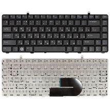Клавиатура Dell Vostro (1014, 1015, 1088, A840, A860, PP37L, PP38L) Black, RU