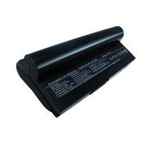 Усиленная аккумуляторная батарея для ноутбука Asus AL22-901 EEE PC 901 7.4V Black 10400mAh OEM