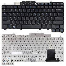 Клавиатура Dell Latitude (D531) Black, RU