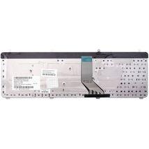 Клавиатура для ноутбука для ноутбука HP Pavilion (DV7-2000) Black, RU