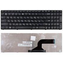 Клавиатура для ноутбука Asus K53 N53 Black RU