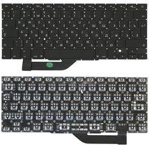 Клавиатура Apple MacBook Pro (A1398) с подсветкой (Light) Black, (No Frame), RU (вертикальный энтер)