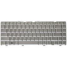 Клавиатура для ноутбука для ноутбука HP Pavilion (DV6000) Silver, RU