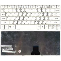 Клавиатура Acer Aspire (1420, 1810 , 1810T, 1820, 1825, 1830T) Aspire One (721, 722, 751) White, RU
