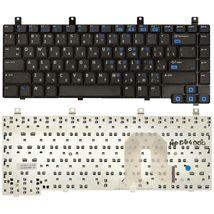 Клавиатура для ноутбука HP Pavilion (DV4000) Black, RU